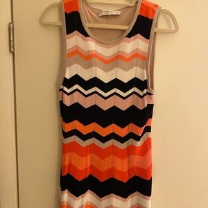 Trina Turk sleeveless sweater dress - never worn!